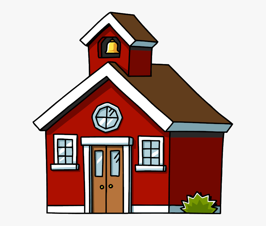 School House Clip Art The Cliparts Clipart House Clipart