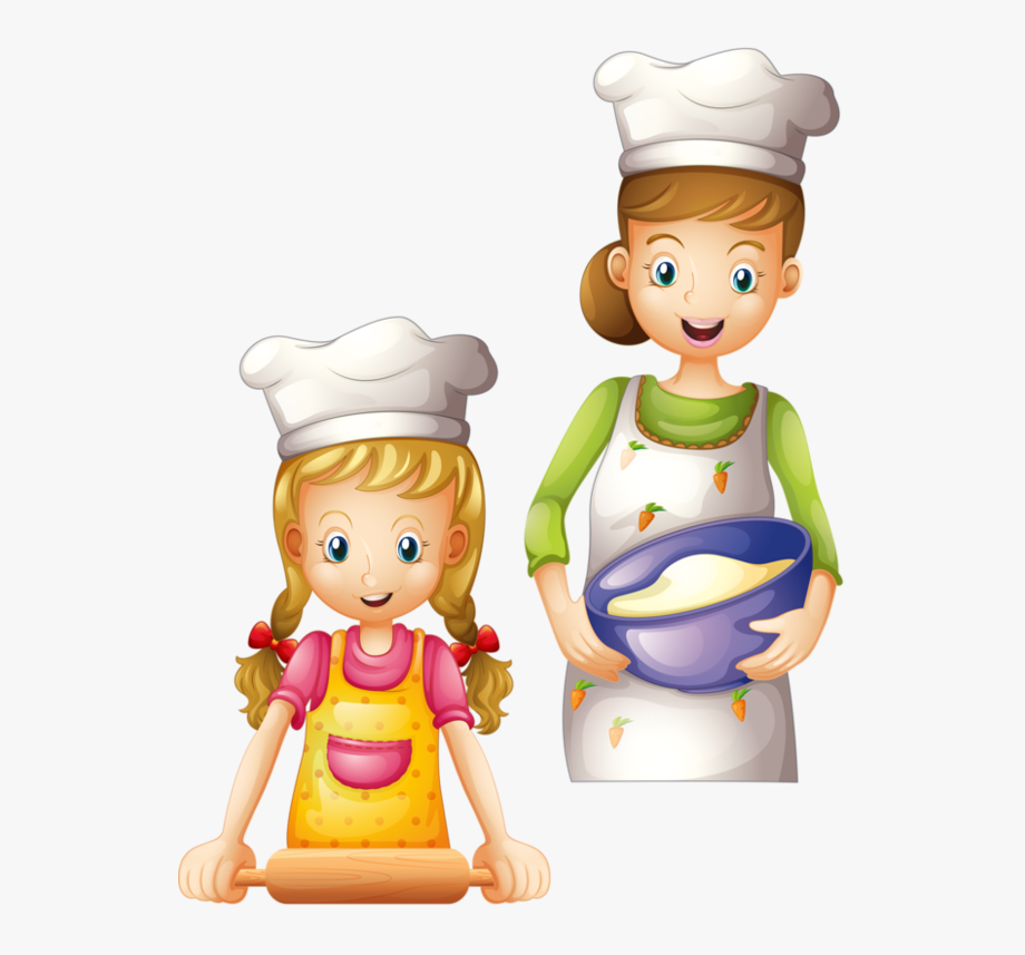Kids Cooking Clipart Cooking Chef Clip Art Kids Cooking Png Transparent Cartoon Free Cliparts Silhouettes Netclipart