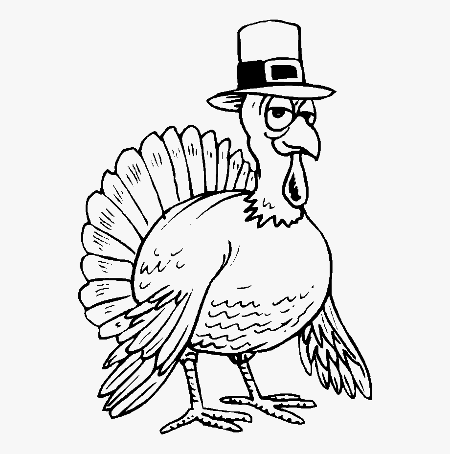 Free Thanksgiving Coloring Pages for Kids | 928x920
