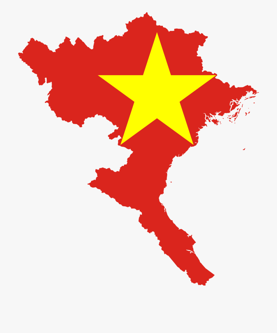 Flag Map Of North Vietnam Mekong Delta Southeast Asia Transparent Cartoon Free Cliparts Silhouettes Netclipart