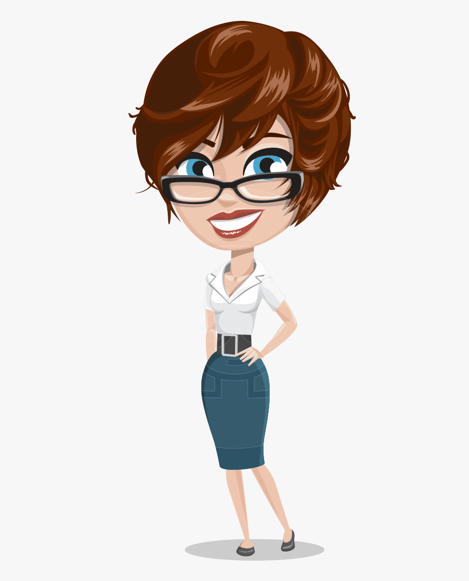 Female Animated Characters Png , Transparent Cartoon, Free