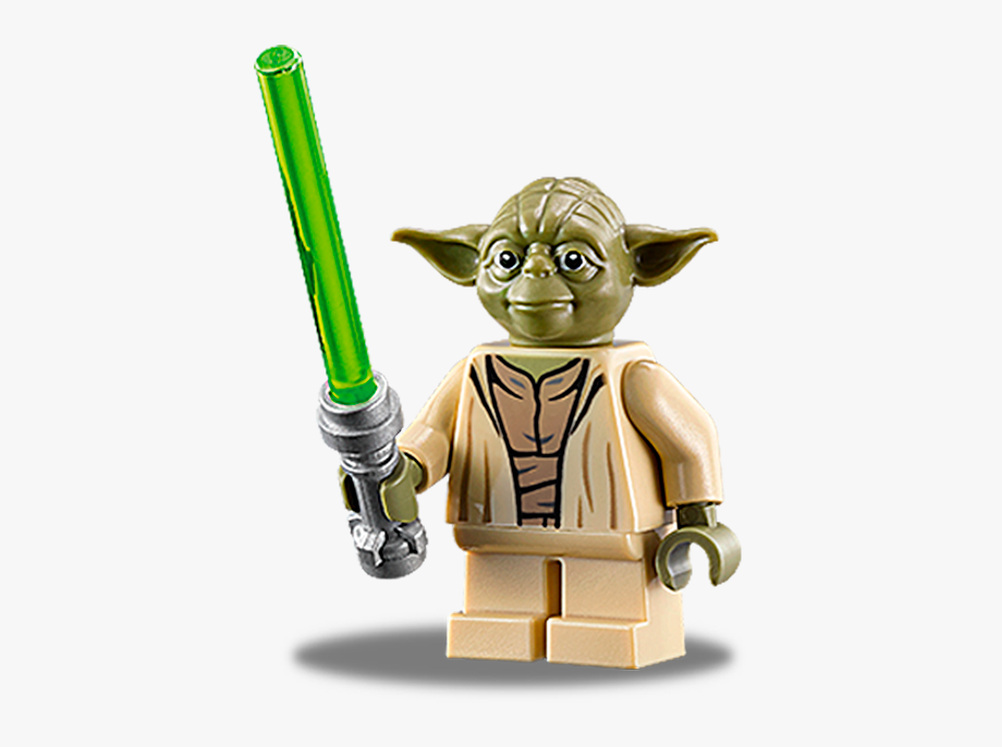 Lego Star Wars Characters And Minifigures Com Yoda Lego