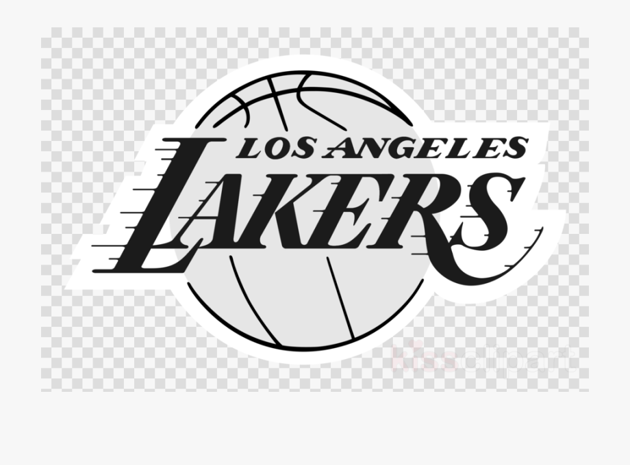 Lakers Logo Png Clipart Los Angeles Lakers Transparent