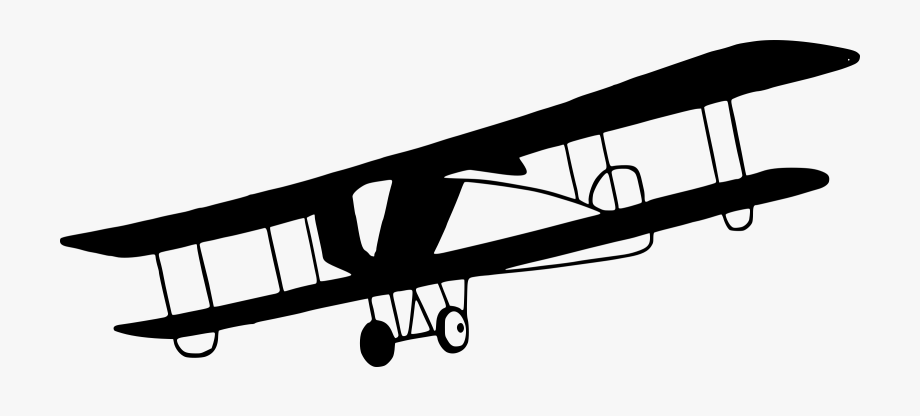 Aircraft Clipart Antique Airplane Old Plane Clip Art
