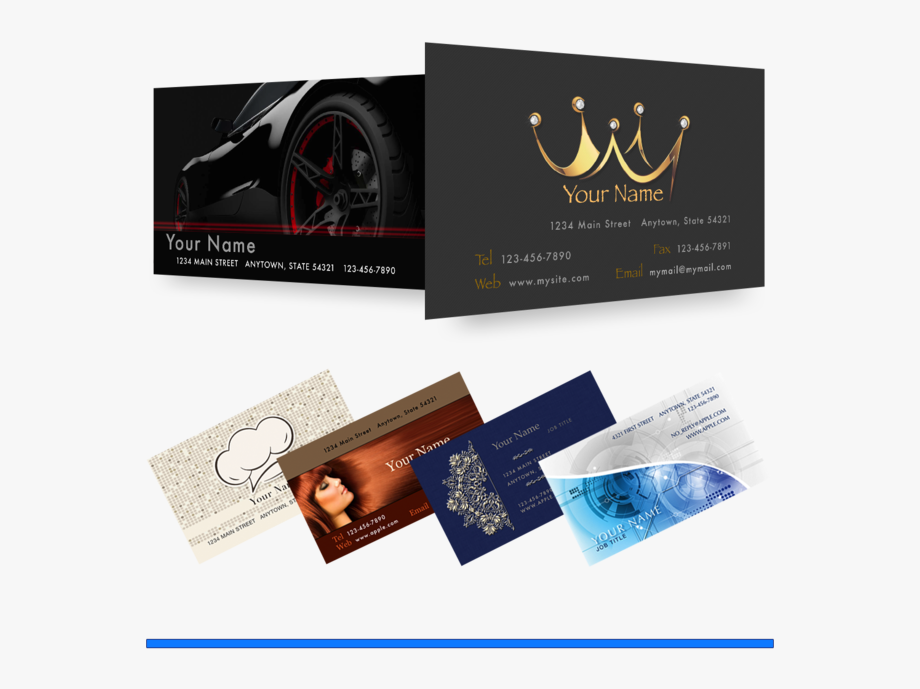 Business Card Templates For Ms Word On The Mac App Flyer Transparent Cartoon Free Cliparts Silhouettes Netclipart
