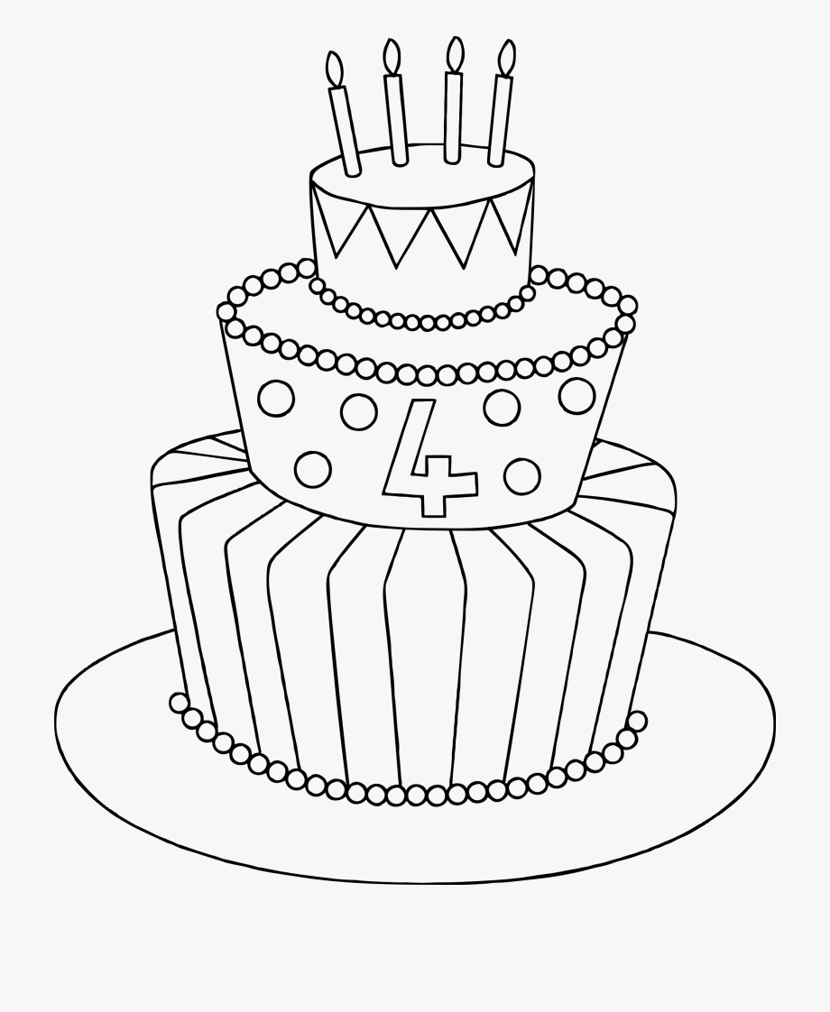 Cool Collection Of Birthday Drawing High Quality Birthday Cake Funny Birthday Cards Online Alyptdamsfinfo