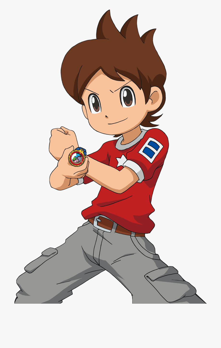 Yo Kai Watch Psychic Yo Kai Watch 2 Nate Transparent
