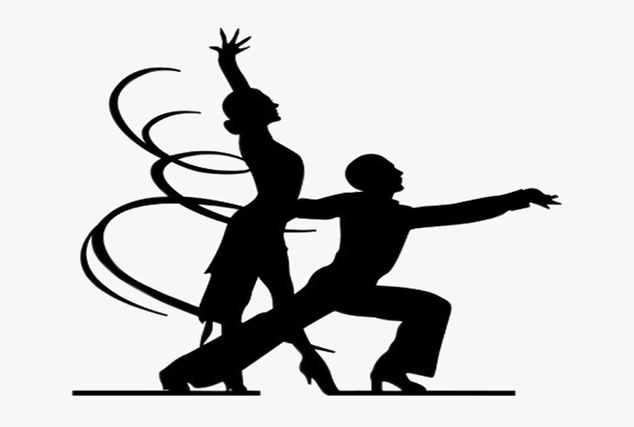 Sports Clipart Dance Silhouette Dance Sports Png Transparent Cartoon Free Cliparts Silhouettes Netclipart