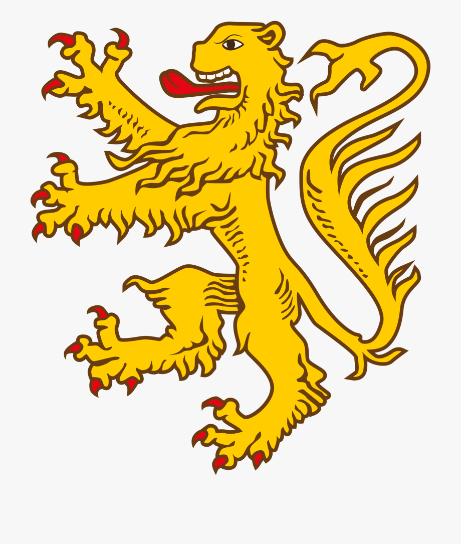 Heraldry Vector British Lion Great Britain Symbol Lion