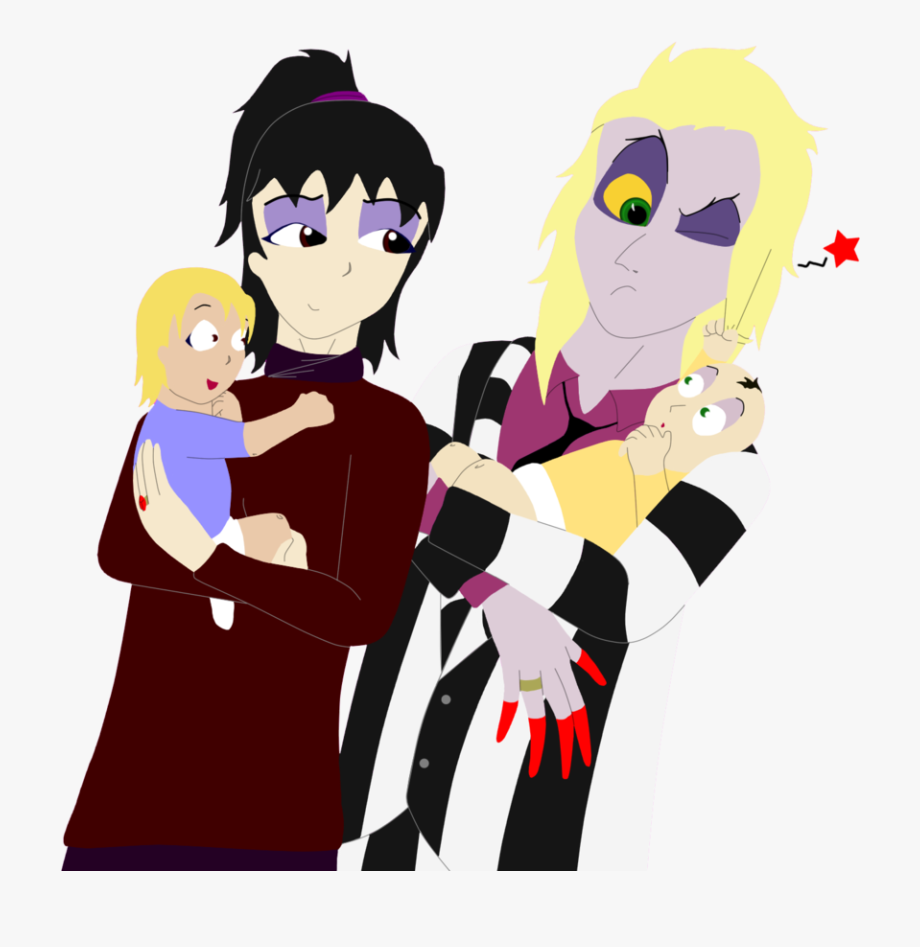 Love Beetlejuice And Lydia Cartoon Transparent Cartoon Free Cliparts Silhouettes Netclipart
