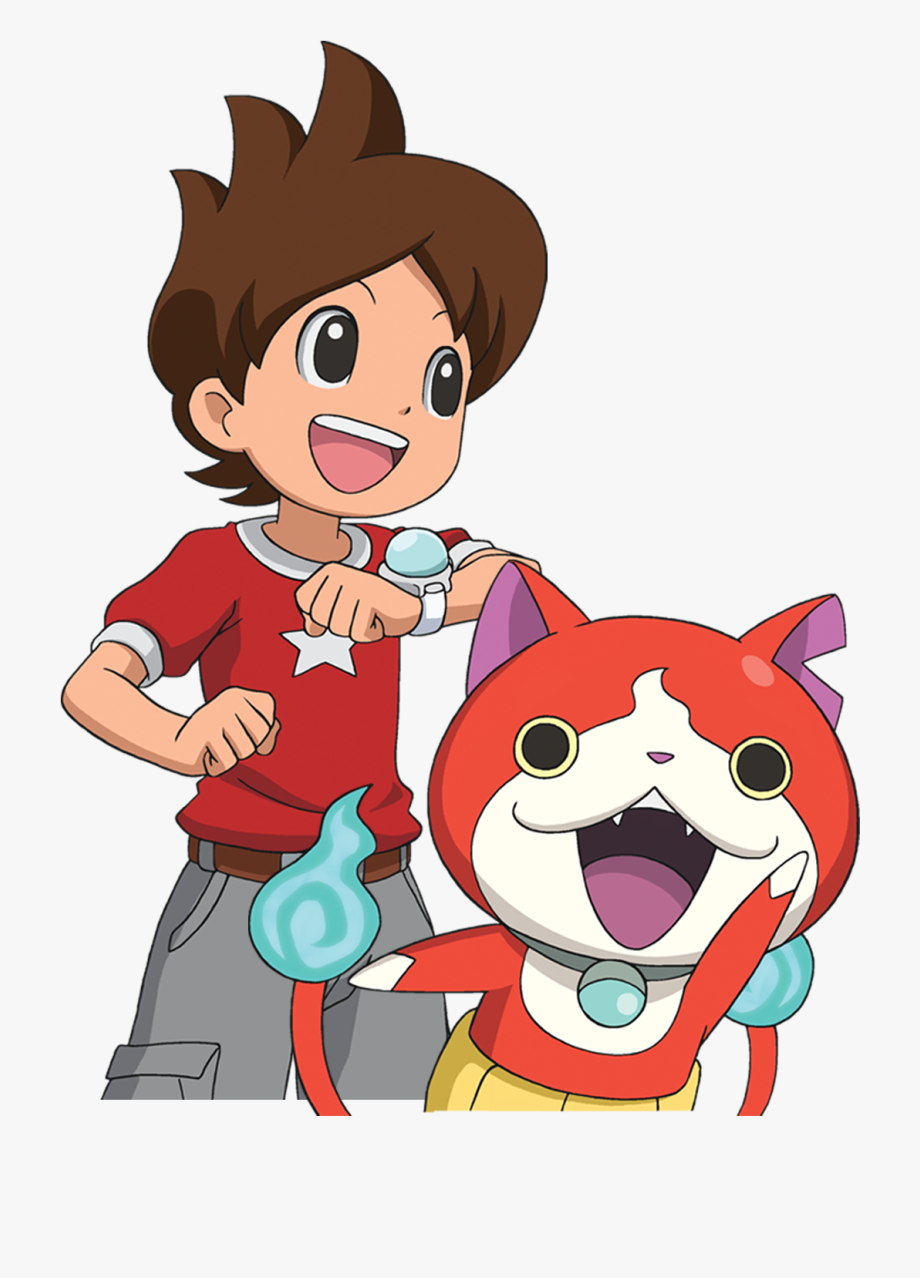 Cartoon Network Yo Kai Watch Brothers Transparent