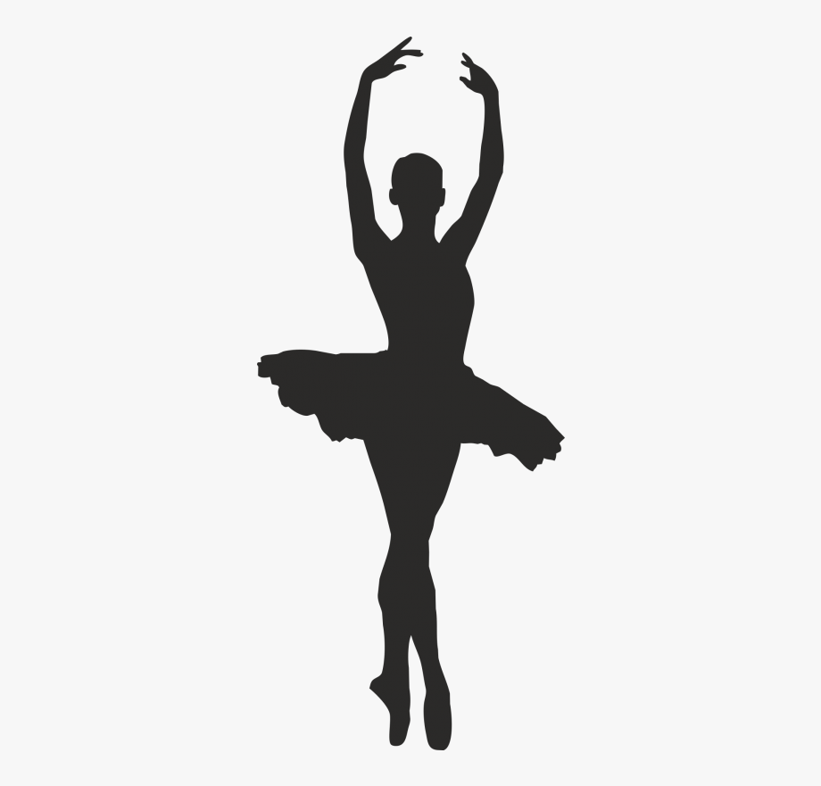 Silhouette Ballet Dancer Transparent Cartoon Free Cliparts Silhouettes Netclipart