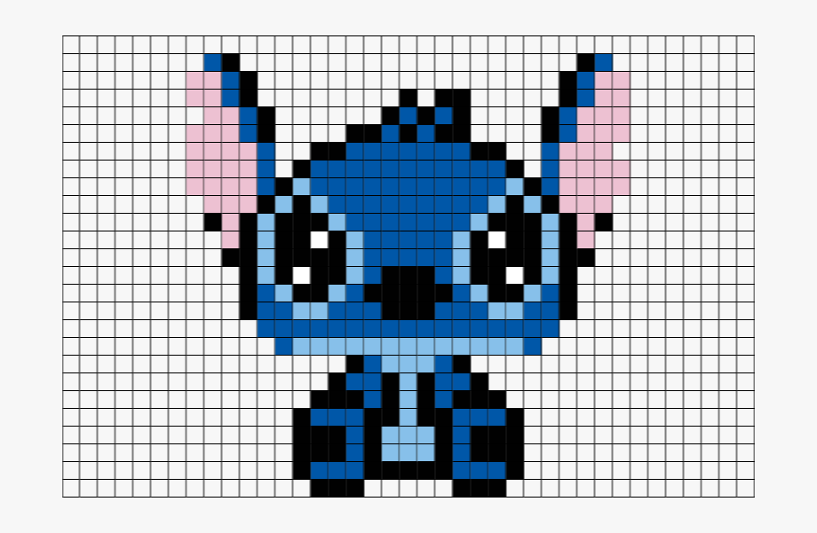 Pixel Art In Graphing Paper Transparent Cartoon Free