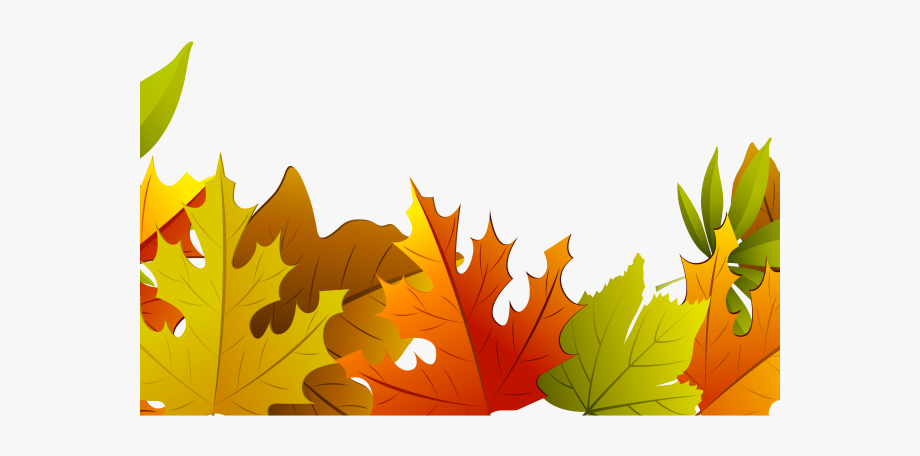 Autumn Leaves Clipart - Fall Clip Art Leaves Png