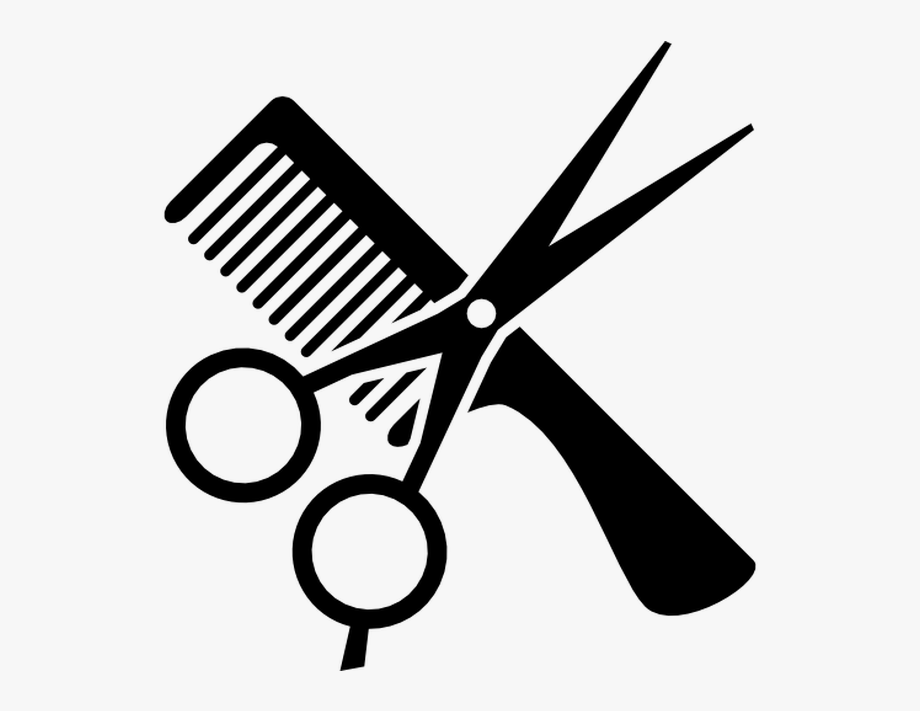 Clipart Scissors Beauty Salon Scissors , Hair Cut Clip Art