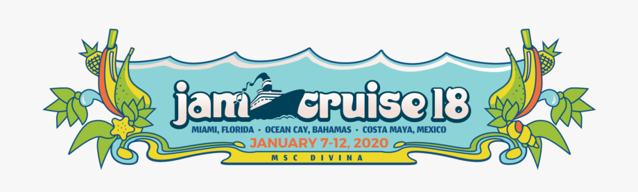 Flogging Molly Cruise 2020.All Aboard For Jam Cruise 18 2020 Lineup Announced Jam