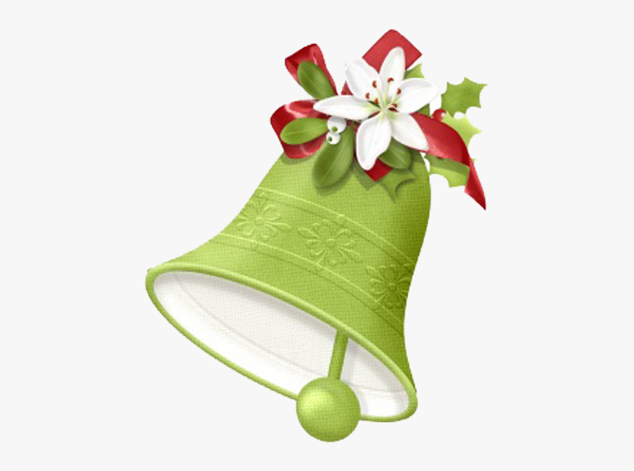 Candy Cane Christmas Decoration Bell Clip Art Hanging