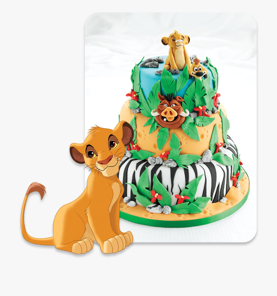 Phenomenal Disney Birthday Cakes Lion King Transparent Cartoon Free Personalised Birthday Cards Paralily Jamesorg