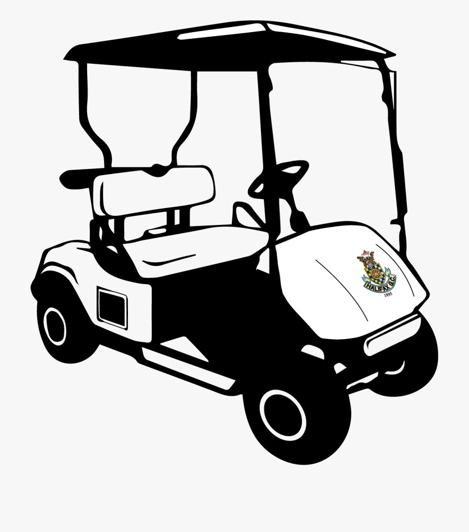 Golf Cart Transparent Cartoon Free Cliparts Silhouettes Netclipart