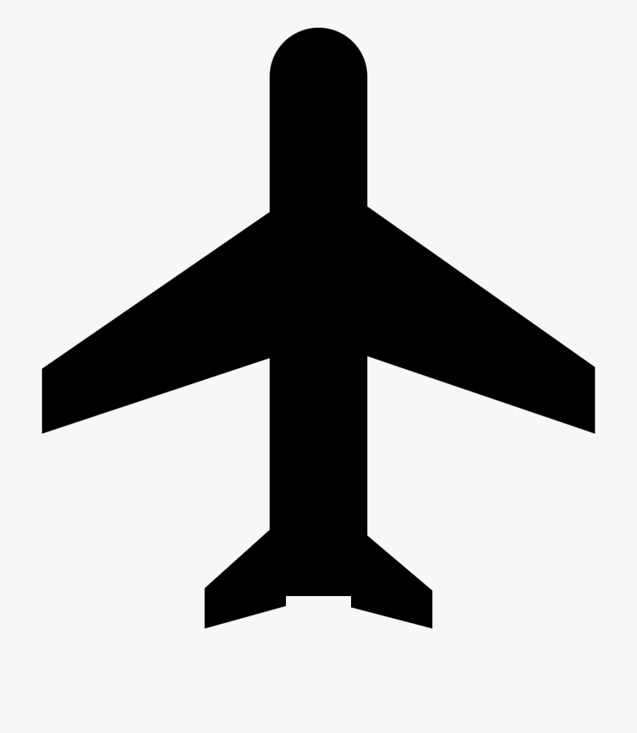 Airplane Icon Svg Airplane Mode Icon Png Transparent Cartoon