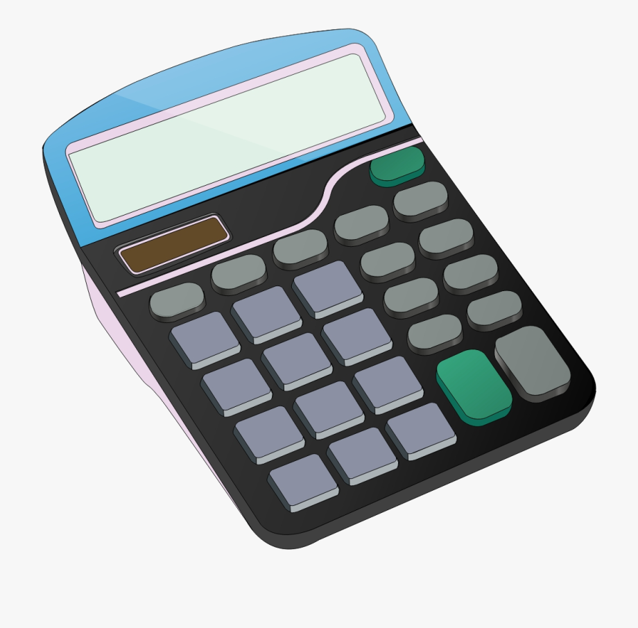 Calculator Clipart Human Free On Transparent Png - Calculator Clipart  Transparent , Transparent Cartoon, Free Cliparts & Silhouettes - NetClipart