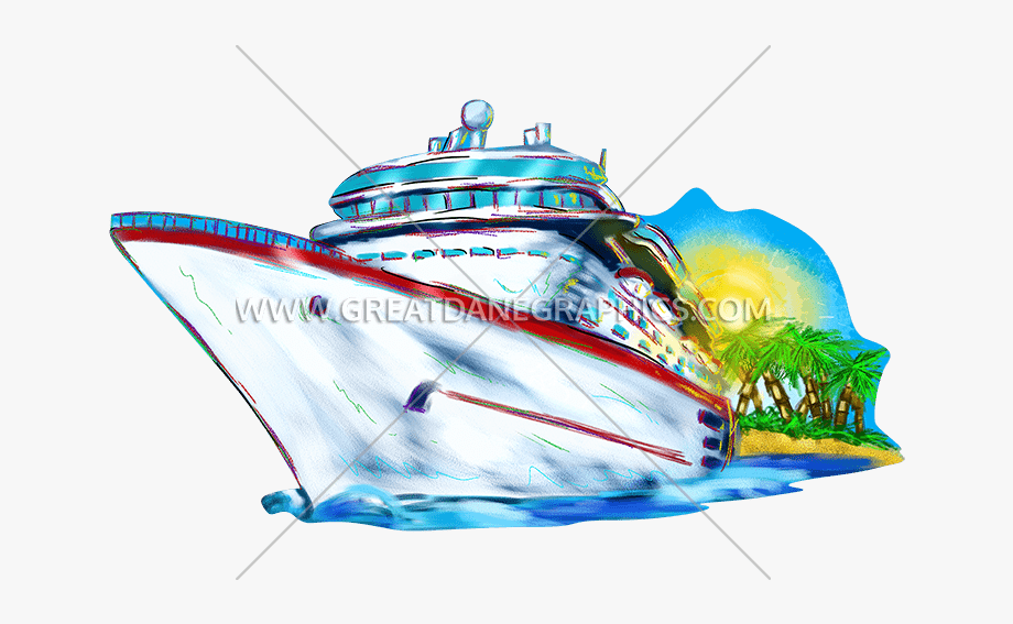 Cruise Ship Clip Art Png Transparent Transparent Cartoon Free Cliparts Silhouettes Netclipart