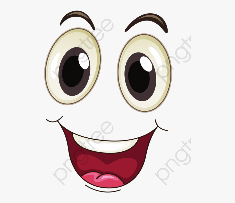 Happy Face, Face Clipart, Features, Expression Png ...