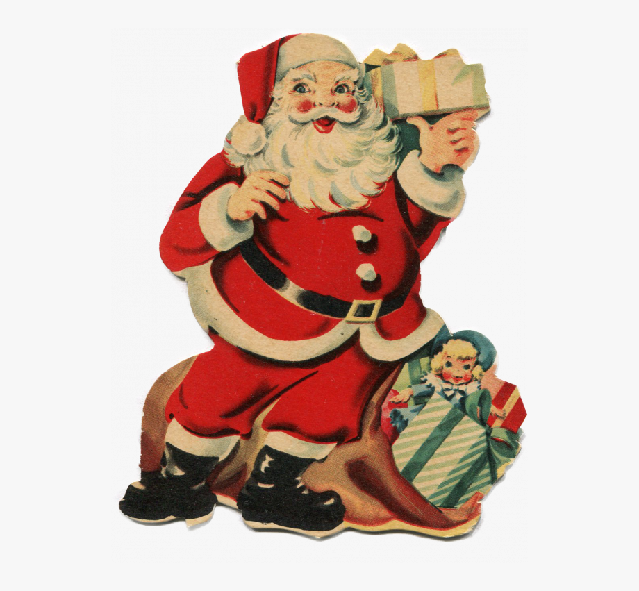 Father Christmas Images Free.Santa Printables Santas Vintage Father Christmas Png