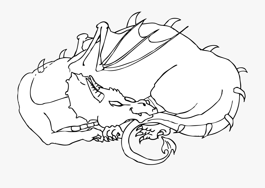Cartoon Eastern Dragon coloring page | Free Printable Coloring Pages | 653x920