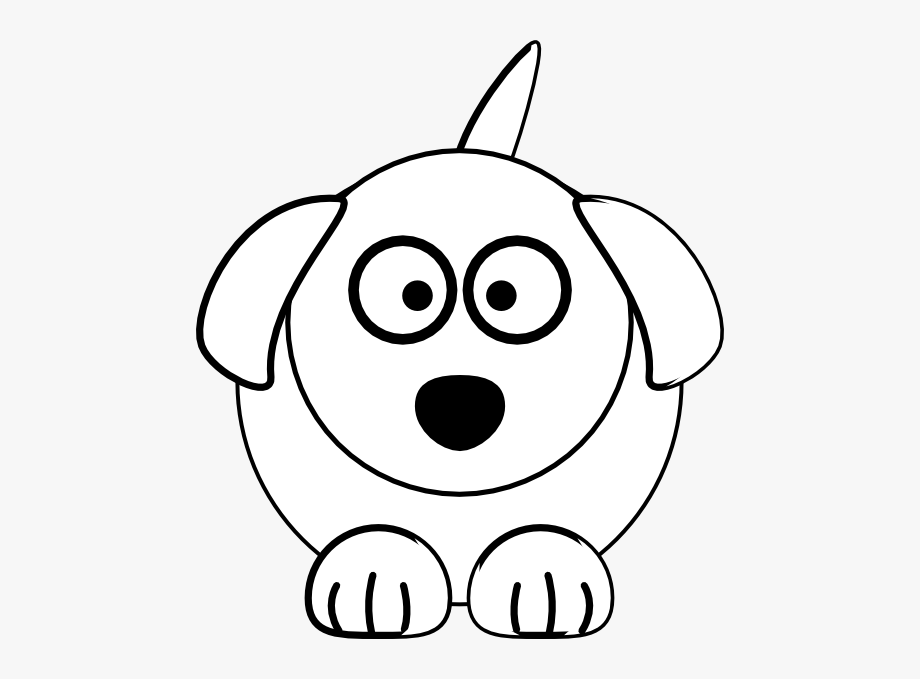 88+ Draw Easy Dog Pictures For Kids