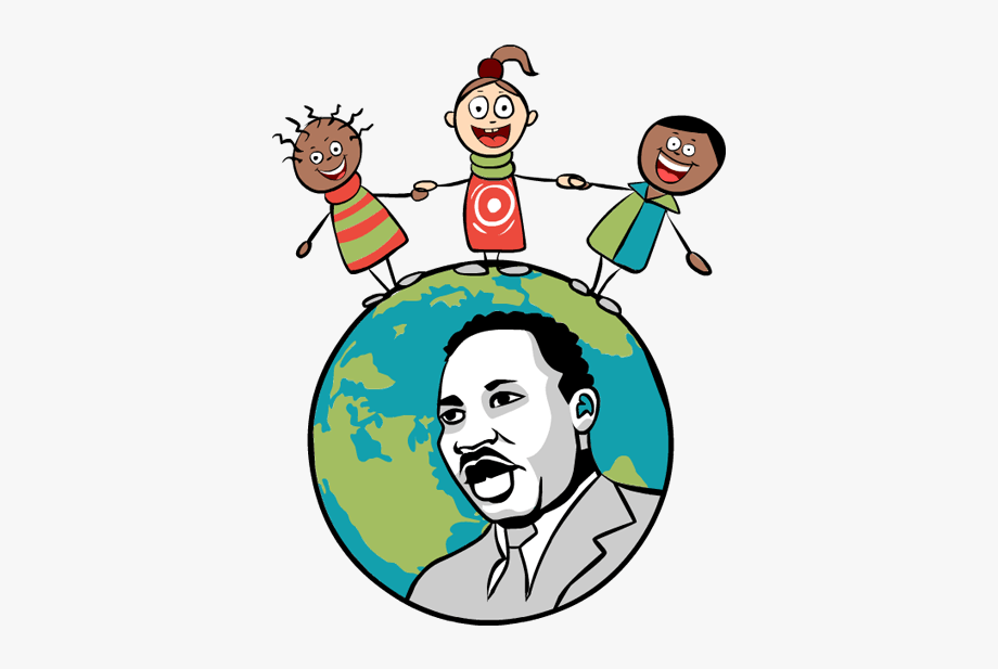 Martin Luther King Day Clip Art Clipart Mlk Day - Martin ...