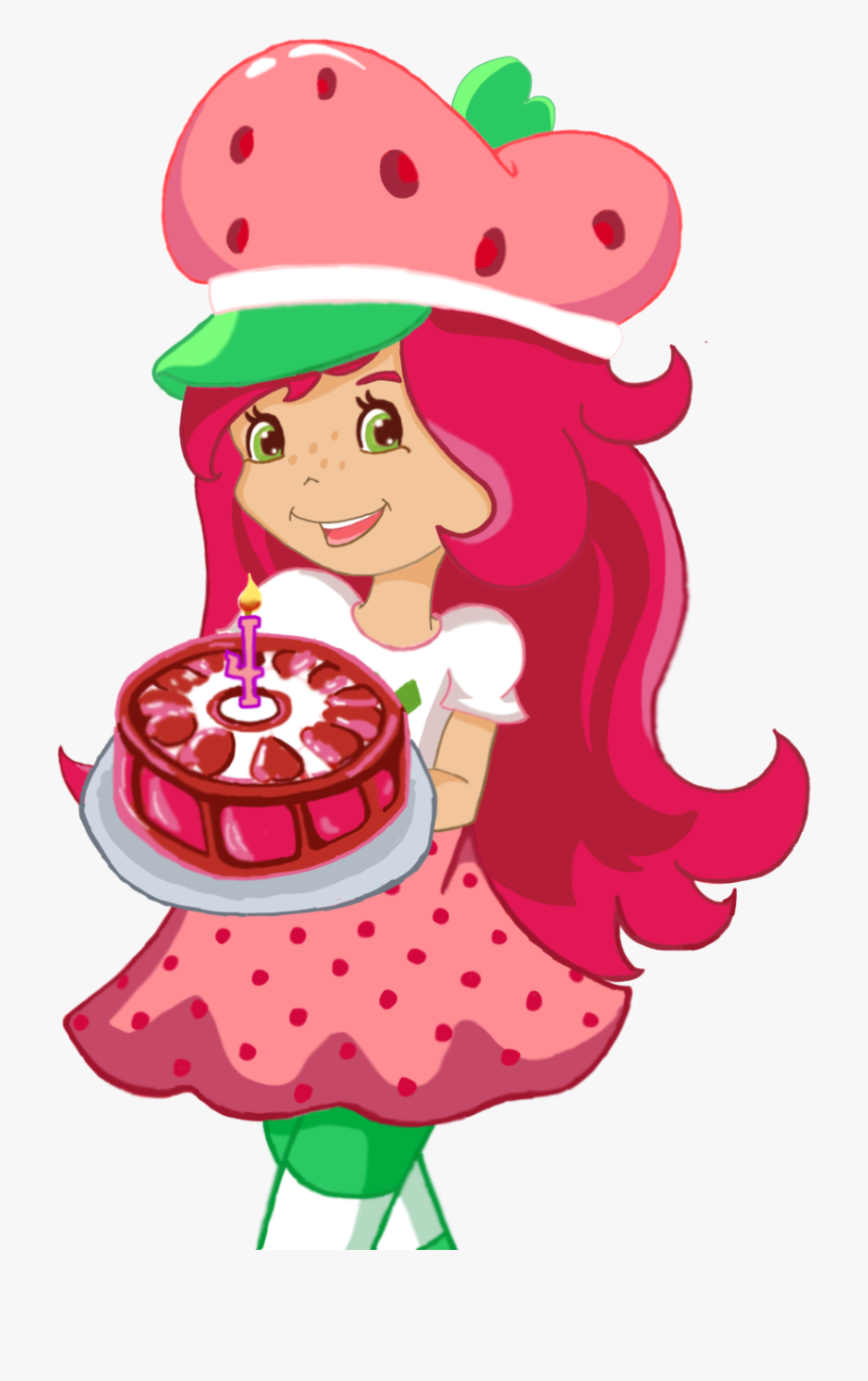Strawberry Shortcake Recipes Hubs Clip Art Strawberry Shortcake
