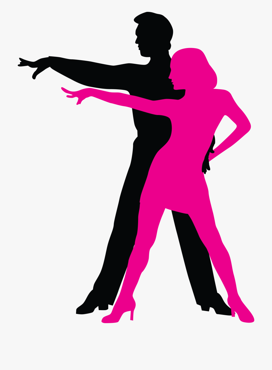 Latin Dance Silhouette Png Transparent Cartoon Free Cliparts Silhouettes Netclipart