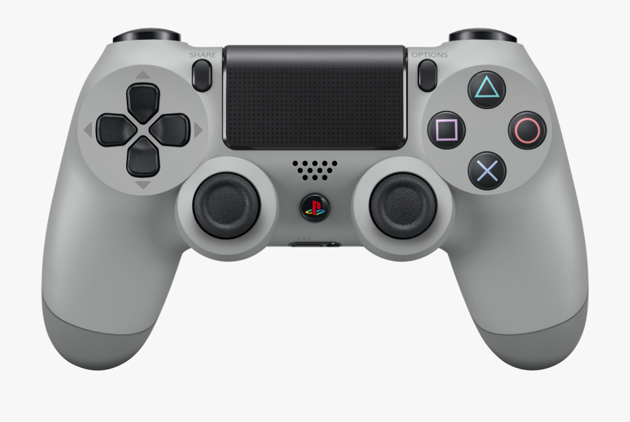 Ps4 Console Png Playstation 4 Anniversary Controller Transparent Cartoon Free Cliparts Silhouettes Netclipart