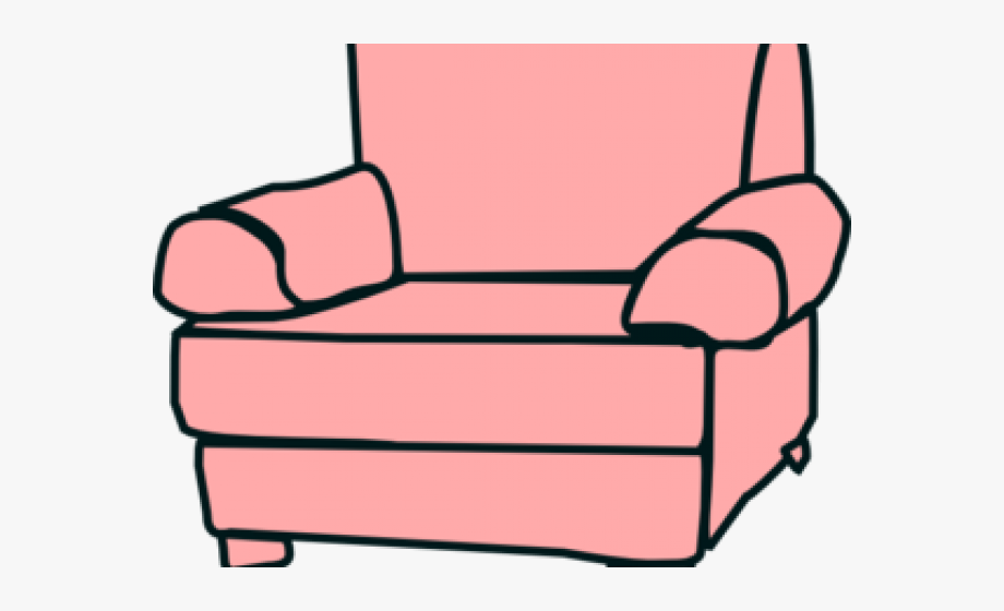 Chair Clipart Lounge Sofa Chair Clipart Transparent
