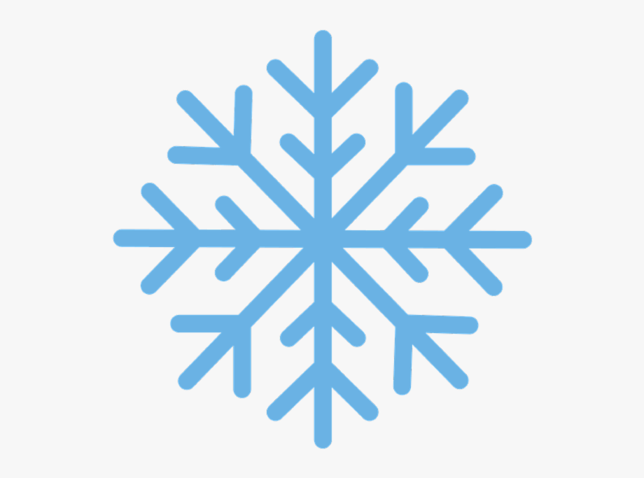 Free Photo Snow Snowflake Blue Christmas Winter Flake